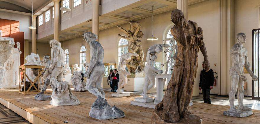 The ever-fresh charm of the Rodin Museum